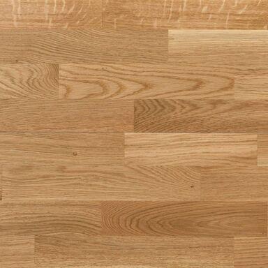 Wzornik deski warstwowej Dąb rustic 4-lamelowy Barlinek