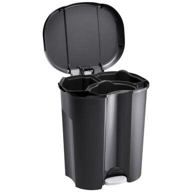 Kosz na śmieci do zbiórki selektywnej TRIO 60 l ROTHO