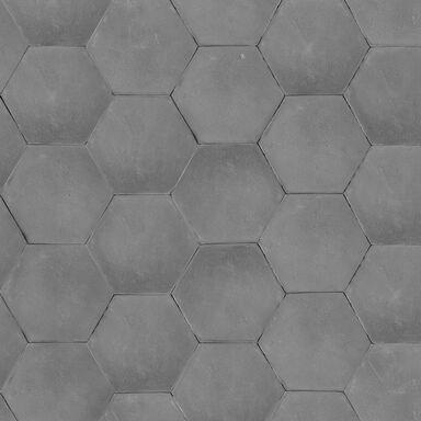 Kamień dekoracyjny PLAYA/ HEXAGON 37,5 x 20,5 cm STEINBLAU