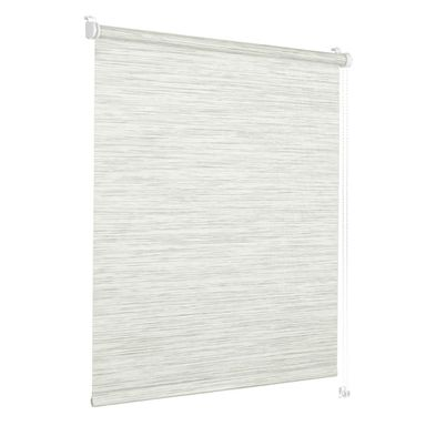 Roleta okienna NATURAL LOOK 73 x 150 cm szara perła