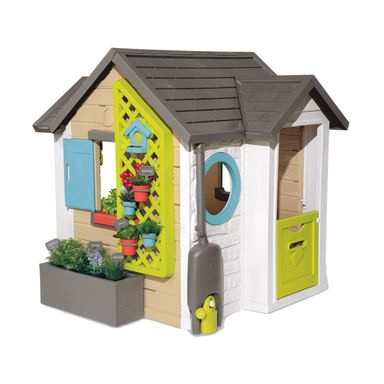 Domek ogrodnika dla dzieci 132 x 132 x 136 cm SMOBY