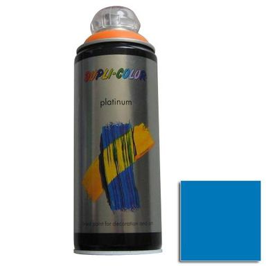 Spray PLATINUM Niebieski jasny0,4 l  DUPLI- COLOR