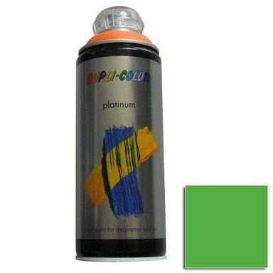Spray PLATINUM Żółto zielony0,4 l  DUPLI- COLOR
