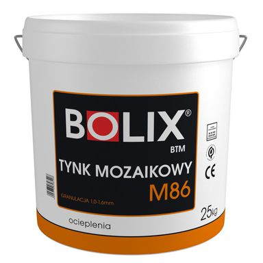 Tynk mozaikowy BTM 25 kg BOLIX