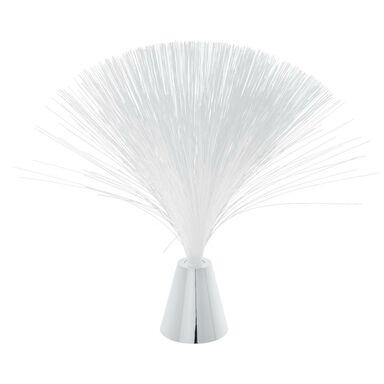 Lampa stołowa CANBY biała LED INSPIRE