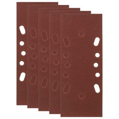 Papier ścierny UNIWERSALNY P180 230 x 93 mm 5 szt. DEXTER