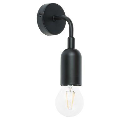 Kinkiet HOOPA czarny E27 INSPIRE