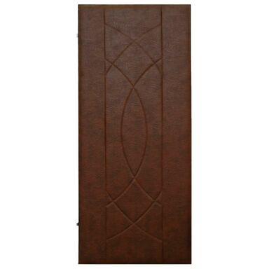 Tapicerka drzwiowa 90 X 200 CM CIEMNY BRĄZ szer. 90  wys. 200 cm