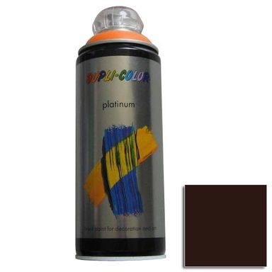 Spray PLATINUM Czekoladowy 0,4 l  DUPLI COLOR