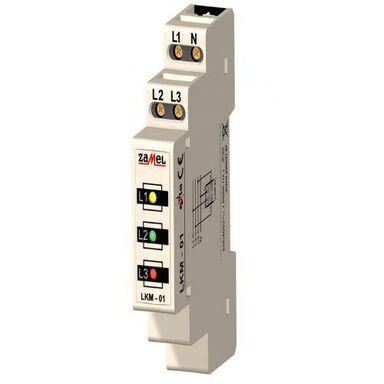 Wskaźnik zasilania 1 - MOD. 3 LED ZAMEL