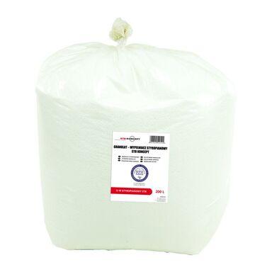 Granulat-wypełniacz styropianowy do 90 mm 200 l STB