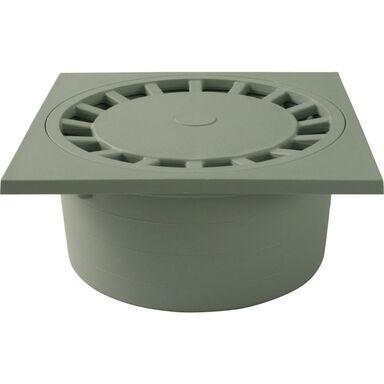 Wpust podłogowy pionowy z odpływem wewnętrznym 150 x 150 mm MARLEY