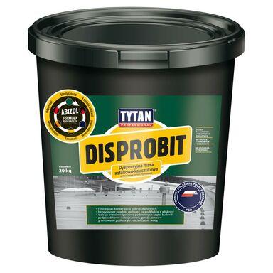 Masa dyspersyjna asfaltowo-kauczukowa DISPROBIT 20 kg Tytan Professional