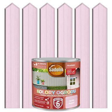 Farba do drewna KOLORY OGRODU 0.25 l Ogrody magnolii SADOLIN