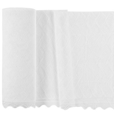 Firana na mb CONCHITA biała wys. 280 cm