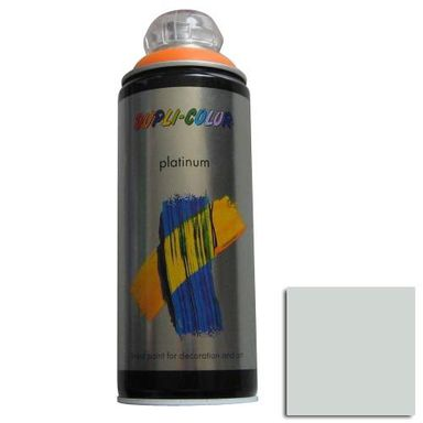 Spray PLATINUM Szary jasny0,4 l  DUPLI- COLOR