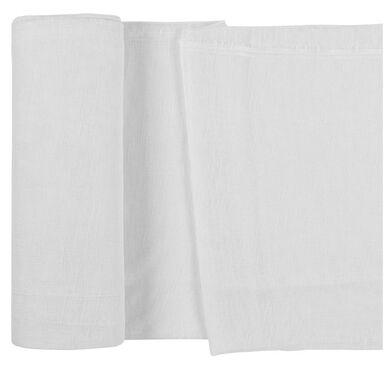 Firana na mb Fiction biała wys. 300 cm