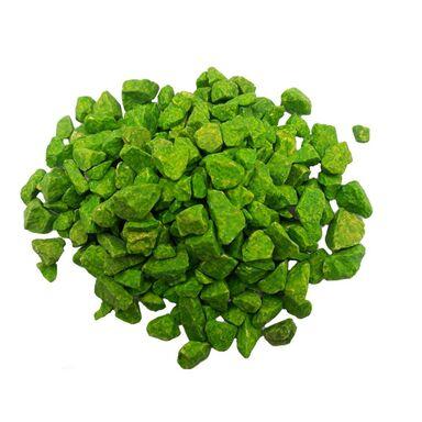 Kamienie dekoracyjne zielone 0.5 kg