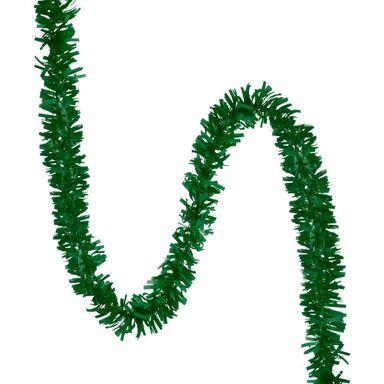 Łańcuch choinkowy 200 x 7 cm zielony