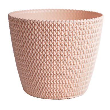 Osłonka plastikowa 29.5 cm różowa SPLOFY 488U PROSPERPLAST