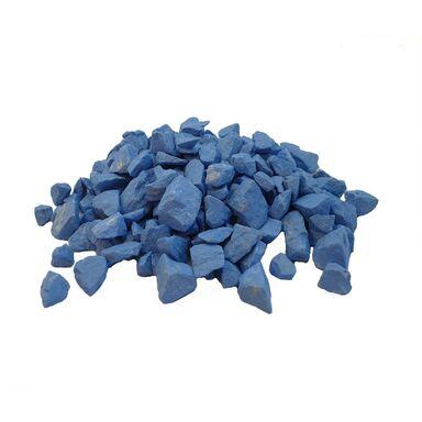 Kamienie dekoracyjne niebieskie 0.5 kg