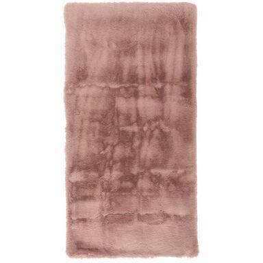 Dywan shaggy RABBIT jasnoróżowy 120 x 160 cm