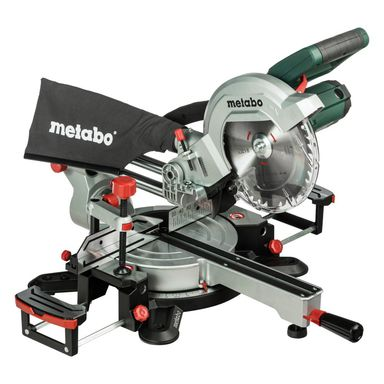Pilarka ukosowa KGS 216 M SET  1500 W 216 mm METABO