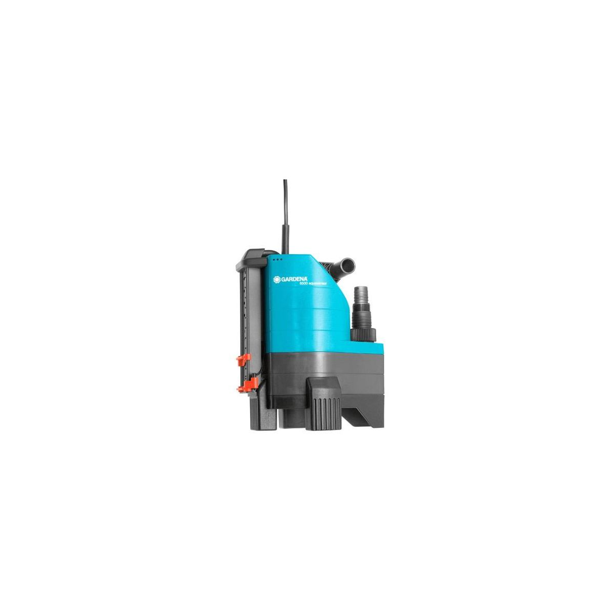 Pompa do brudnej wody 8500 aquasensor gardena pompy for Pompa sommersa leroy merlin