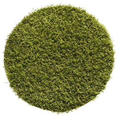 Dywan SAMUEL zielony 100 x 100 cm wys. runa 50 mm MULTI-DECOR