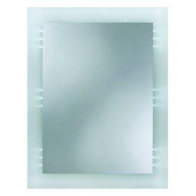 Lustro łazienkowe z oświetleniem wbudowanym VICTOR II 60 x 77 DUBIEL VITRUM