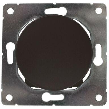 Włącznik schodowy SOUL  czarny  DPM SOLID