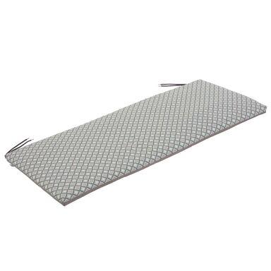 Poduszka na ławkę 45 x 113 x 4 cm NEAPOLI beżowa PATIO