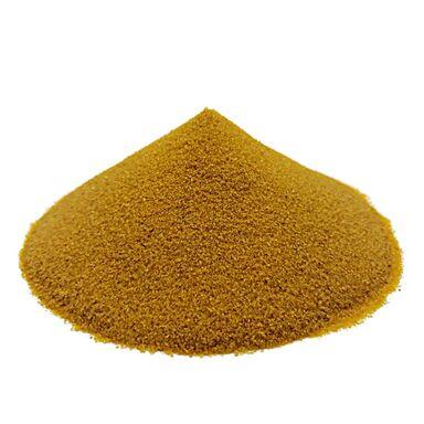 Piasek dekoracyjny żółty 0.5 kg