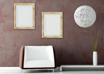 ściana Jako Element Dekoracji Co Wartowiedzieć O Farbach I