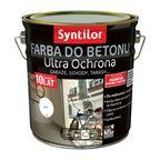 Farba do betonu ULTRA OCHRONA 2.5 l Biały SYNTILOR