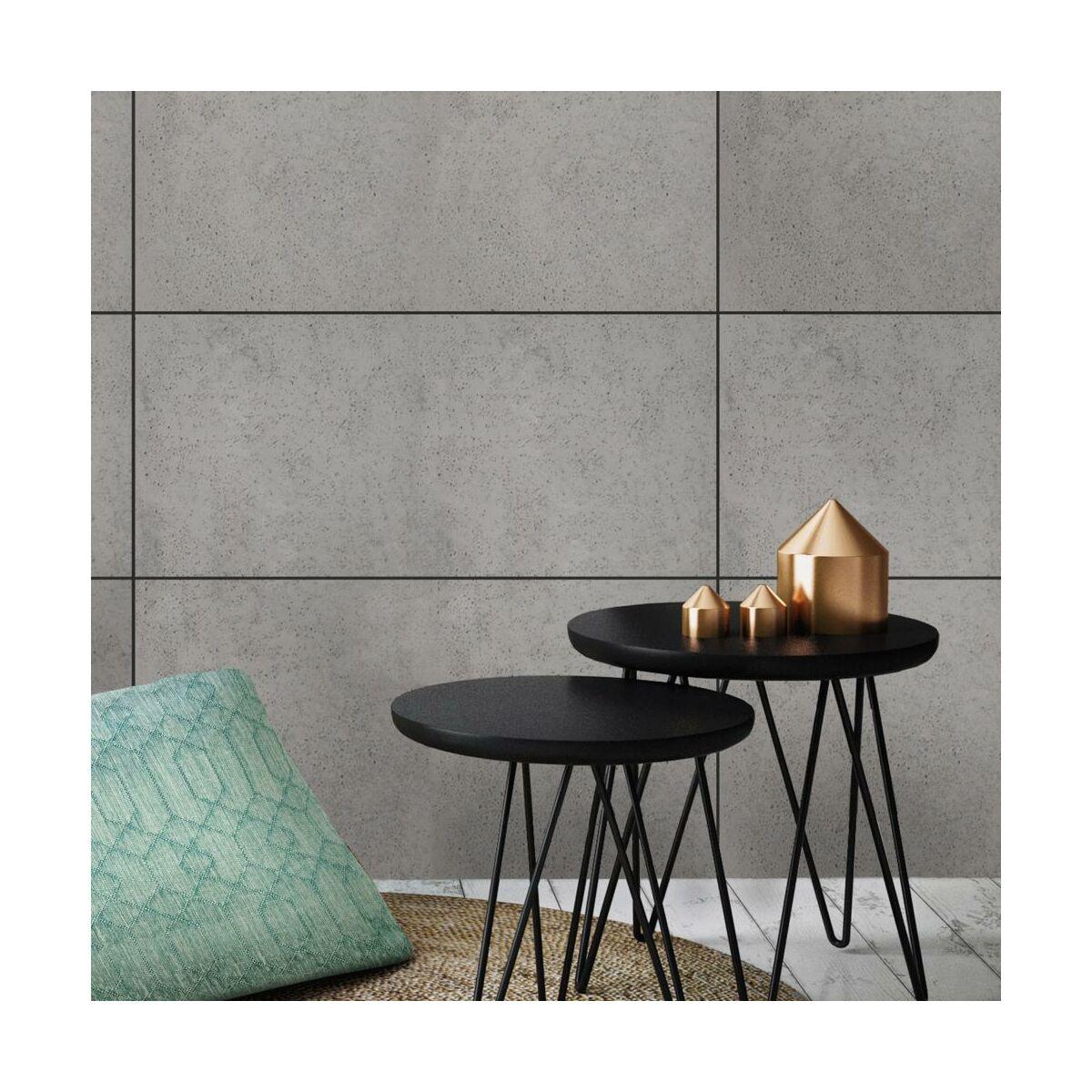Beton Architektoniczny Jasnoszary 40 X 80 Cm Steinblau Kamien Elewacyjny I Dekoracyjny W Atrakcyjnej Cenie W Sklepach Leroy Merlin
