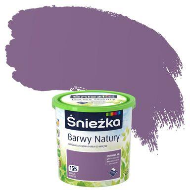 Farba wewnętrzna BARWY NATURY 2,5 l Górski krokus ŚNIEŻKA