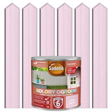 Farba do drewna KOLORY OGRODU 0.7 l Ogrody magnolii SADOLIN