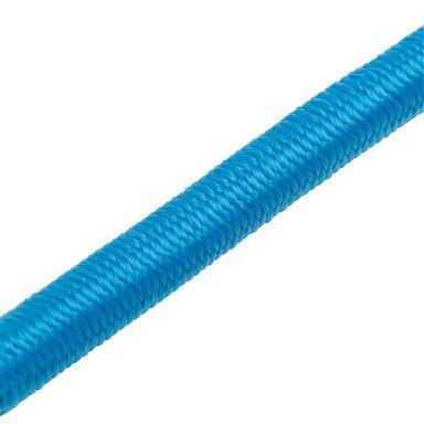Lina elastyczna 25 kg 8 mm x 1 mb niebieska STANDERS