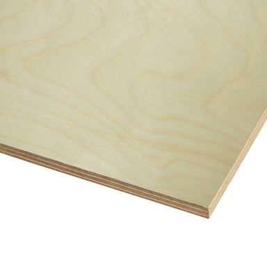 Sklejka drewniana wodoodporna 6.5 mm 250 x 125 cm BIURO STYL