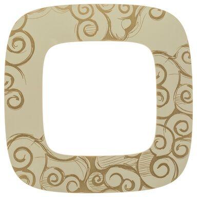 Ramka pojedyncza VALENA ALLURE  arabeska złoto  LEGRAND
