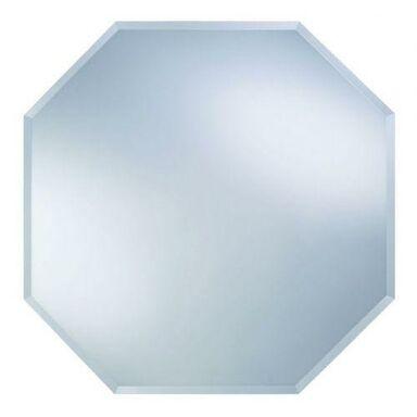 Lustro łazienkowe bez oświetlenia OŚMIOKĄTNE 50 x 50 DUBIEL VITRUM