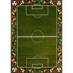 Dywan KOLIBRI BOISKO zielony 120 x 170 cm wys. runa 10.5 mm KARAT