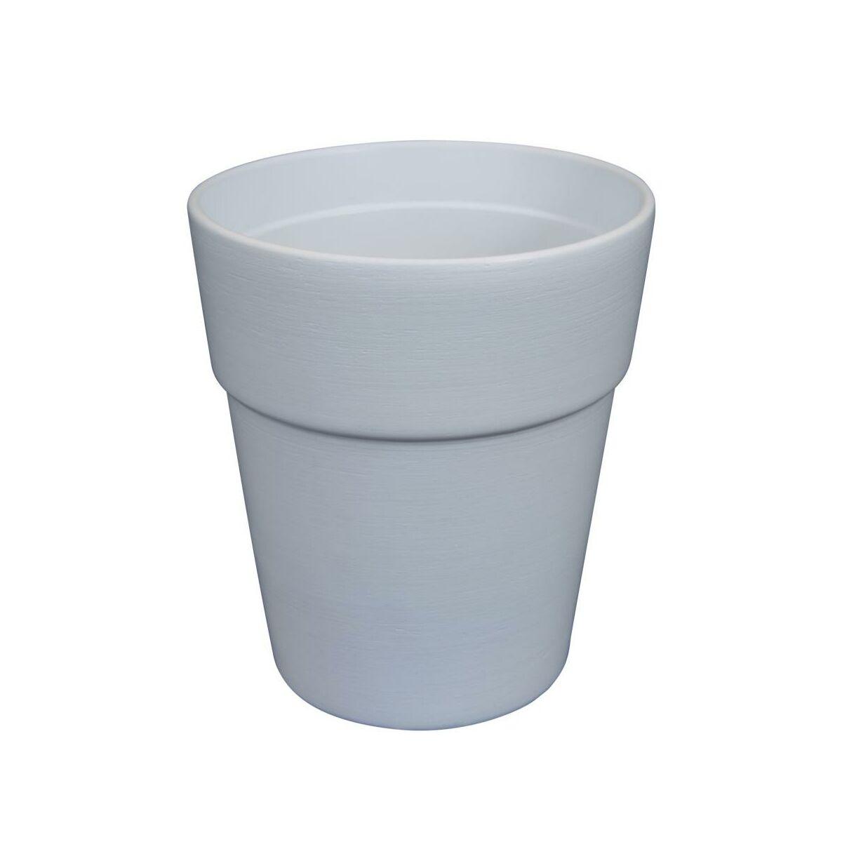 Osłonka Doniczki 135 Cm Ceramiczna Niebieska Bear Eko Ceramika