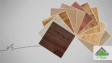 Wybór drewna na podłogę