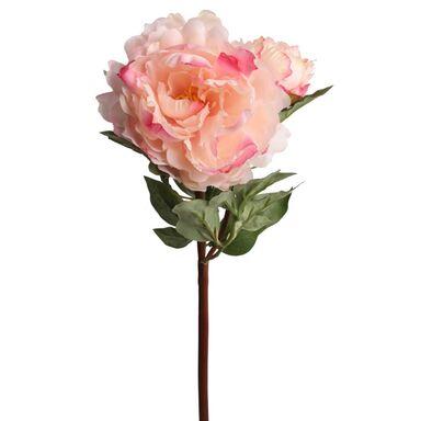 Sztuczny kwiat PEONIA 54 cm 13 cm SPLENDID