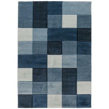 Dywan DAISY niebieski 120 x 170 cm wys. runa 13 mm MULTI-DECOR
