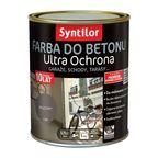 Farba do betonu ULTRA OCHRONA 0.75 l Brązowy SYNTILOR
