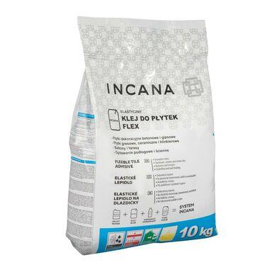 Zaprawa klejąca do płytek 10 kg Incana