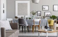 Szare ściany w domu: jak malować, z czym łączyć szary kolor?